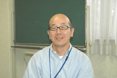 杵築市商工会広域指導課長 大友清貴さん