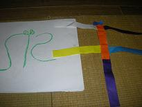 絵トンボ&折り紙トンボ