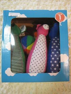 20090818布のおもちゃ