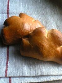 くりーむパン。