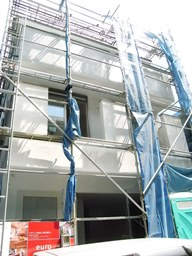 横浜の3F建て