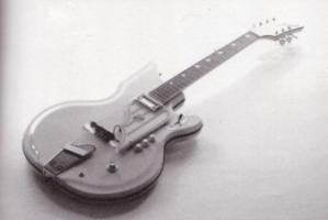 jb national guiter