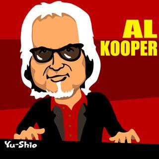 Al Kooper caricature