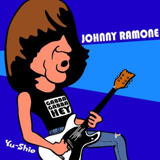 Johnny Ramone Ramones