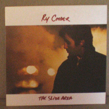 The Slide Area / Ry Cooder