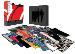 1971-2005 Vinyl Boxset / Rolling Stones