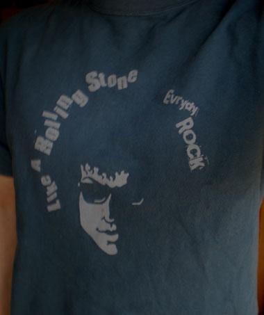 EverydayRock T Shirt Bob Dylan