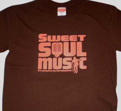 Sweet Soul Music EverydayRock Soul T Shirt