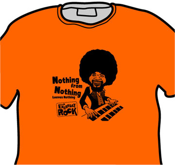 Billy Preston EverydayRock T Shirt