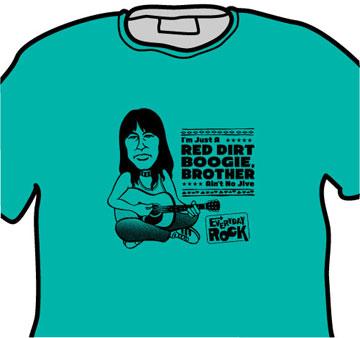 Jesse Ed Davis EverydayRock T Shirt