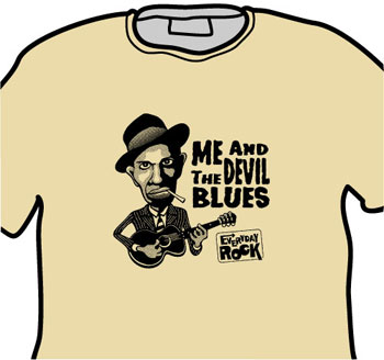 Robert Johnson EverydayRock T Shirt