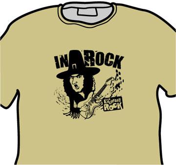 Ritchie Blackmore Deep Purple EverydayRock T Shirt