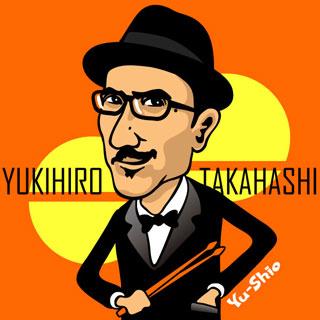高橋幸宏 caricature