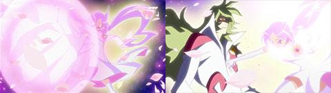 【ハートキャッチプリキュア!】第49回(最終回)「みんなの心をひとつに!私は最強のプリキュア!!」