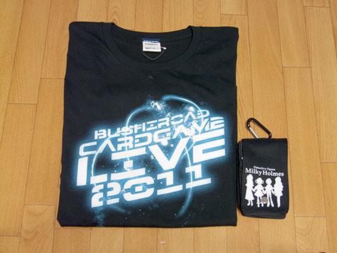 【ブシロードカードゲームLIVE2011】物販購入物