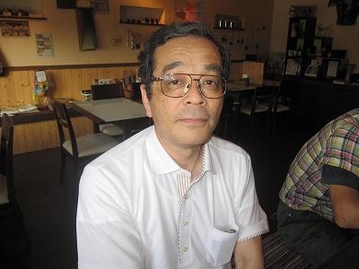 ポル語講師寺尾先生