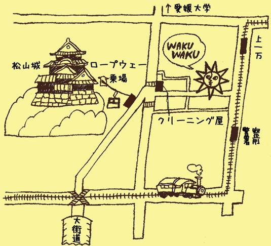 wakuwakucafemap
