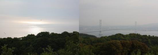 朝日&明石海峡大橋