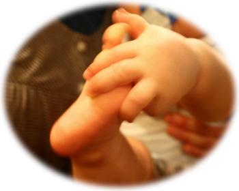 可愛い手足