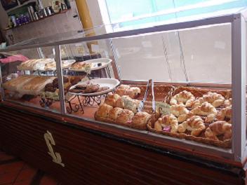 タイ タオ島 喫茶店 パン屋さん