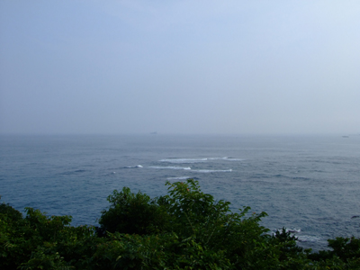 sea in iwaki