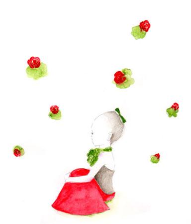 薔薇いちご