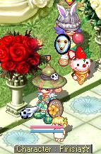 魔女らしい帽子もらいました