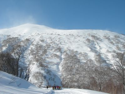 Mt.ニセコアンヌプリ