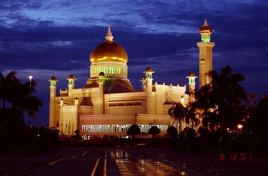 宵闇の前国王モスク51-1