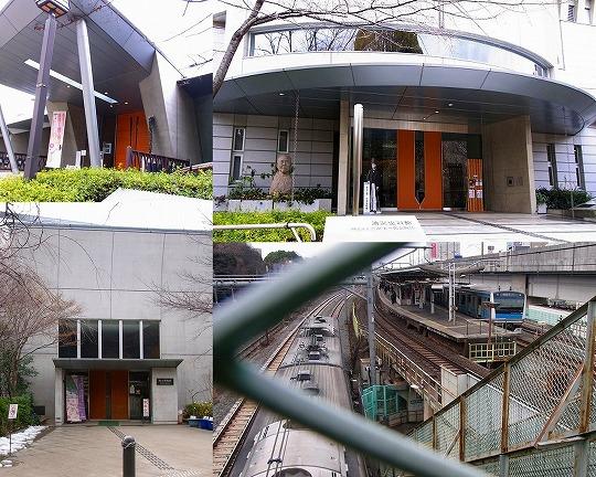 120301飛鳥山公園と王子駅