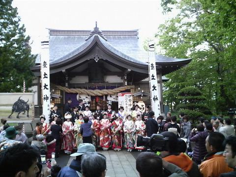09嫁見祭り