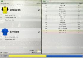 Dresden 対 Emden