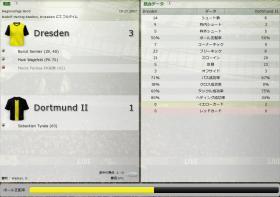 Dresden 対 Dortmund II