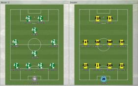 Werder II 対 Dresden
