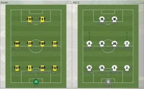 Dresden 対 HSV II