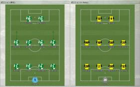Wolfsburg II 対 Dresden