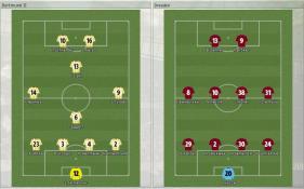 Dortmund II 対 Dresden