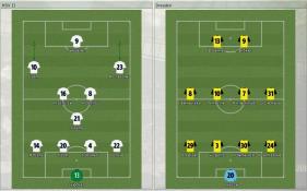 HSV II 対 Dresden