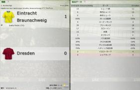 Eintracht Braunschweig 対 Dresden-2