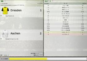 Dresden 対 Aachen