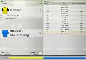 Dresden 対 Eintracht Braunschweig