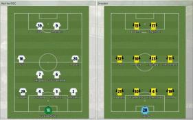 Hertha BSC 対 Dresden