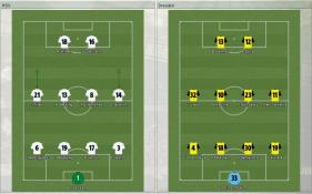 HSV 対 Dresden