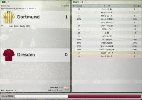 Dortmund 対 Dresden