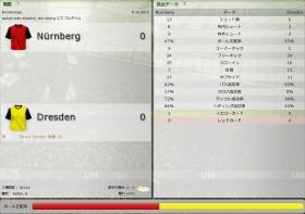 Nürnberg 対 Dresden