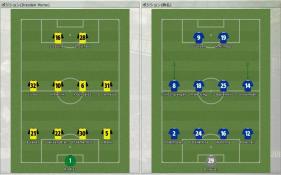Dresden 対 Schalke