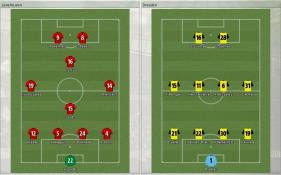 Leverkusen 対 Dresden