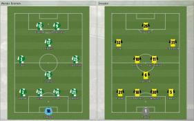 Werder Bremen 対 Dresden (プレビュー_ ラインナップ)