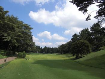 ゴルフ場 089