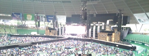 NANA MIZUKI LIVE GAMES 2010 BLUE STAGE2
